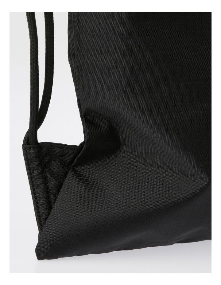 Made By Drawstring Backpack Bag image 3
