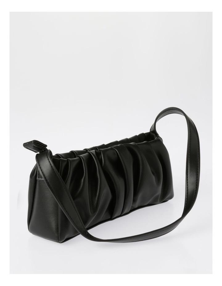 Ruched Baguette Bag image 2