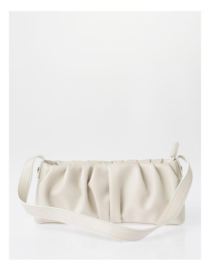 Ruched Baguette Bag image 1