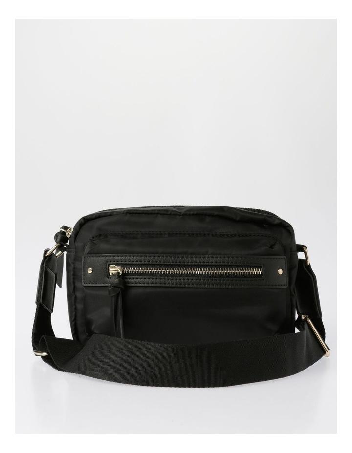 Zip Around Nylon Crossbody Bag image 1