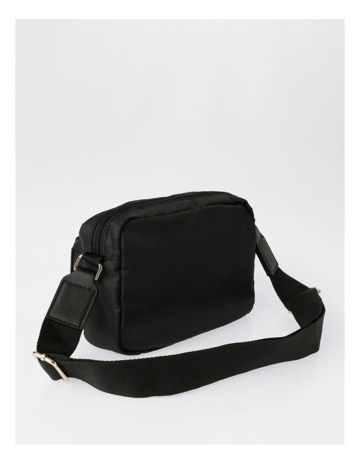 Zip Around Nylon Crossbody Bag image 2