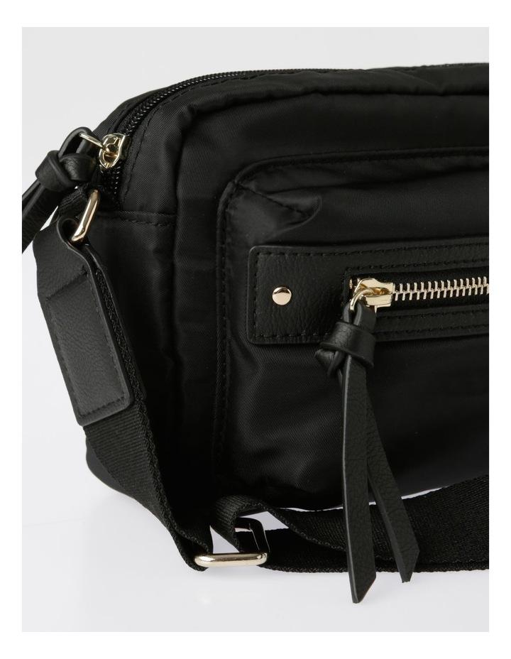 Zip Around Nylon Crossbody Bag image 3