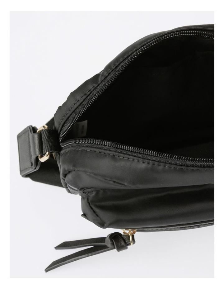 Zip Around Nylon Crossbody Bag image 4