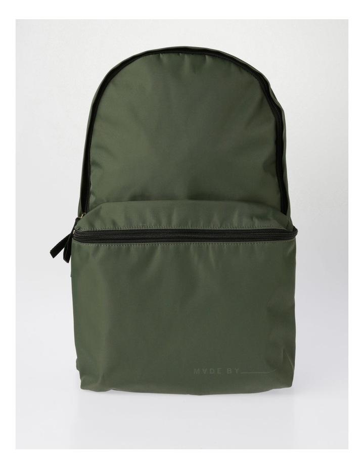 Zip Around Nylon Backpack Bag image 1