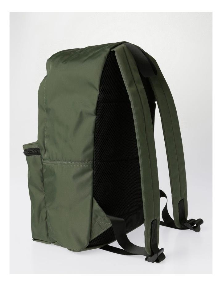 Zip Around Nylon Backpack Bag image 2