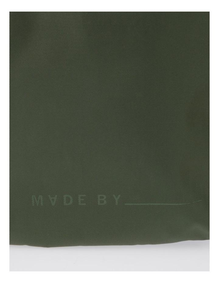 Zip Around Nylon Backpack Bag image 4