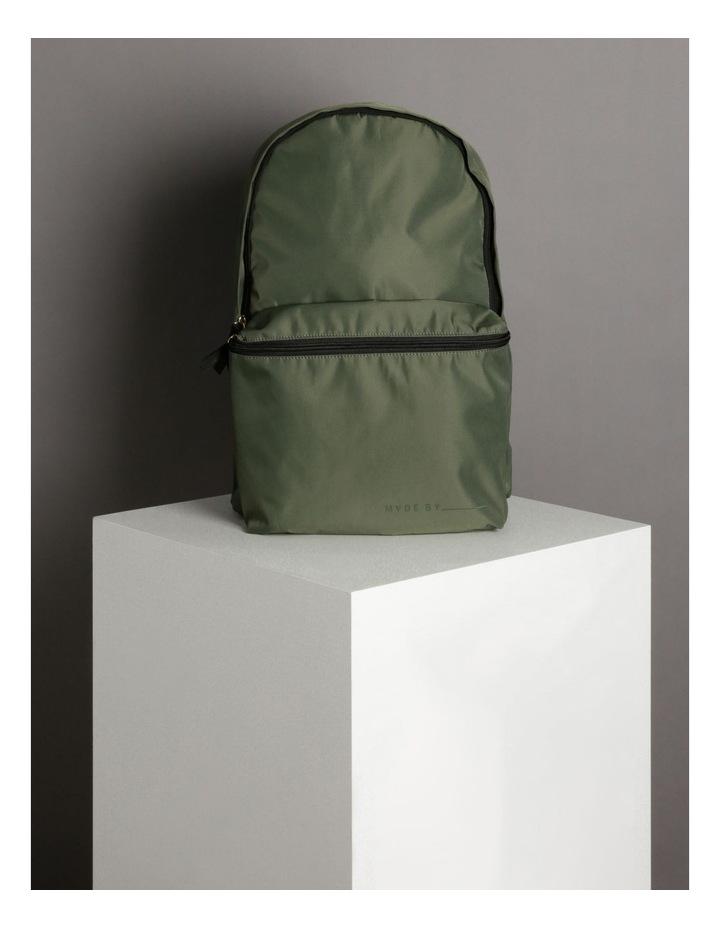 Zip Around Nylon Backpack Bag image 6