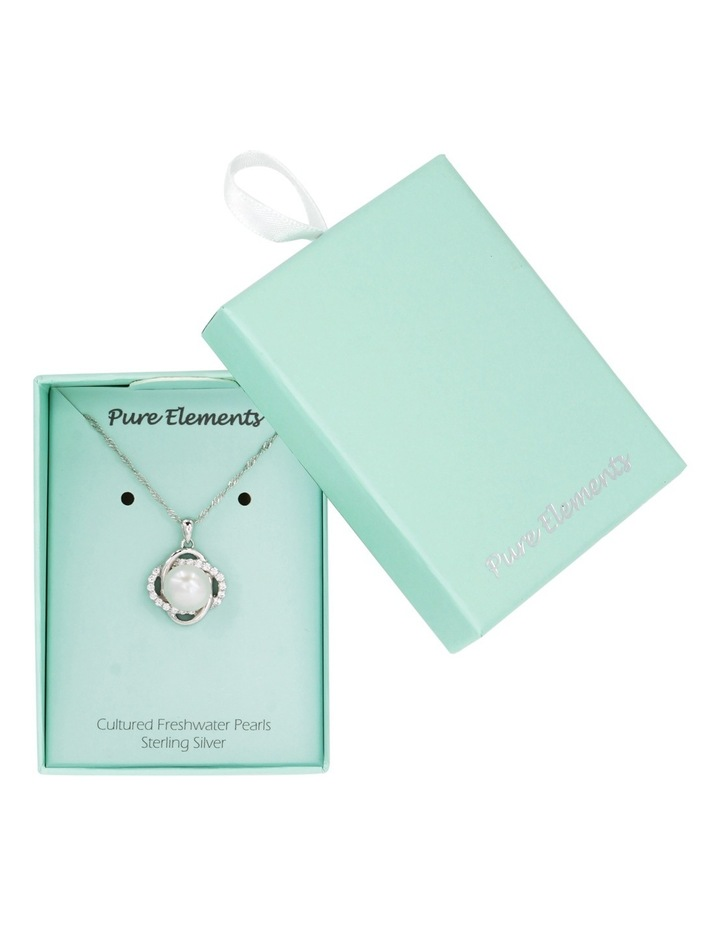 Gift Box SS Pearl Pendant image 2