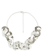 David Lawrence - Multi Layer Statement Necklace