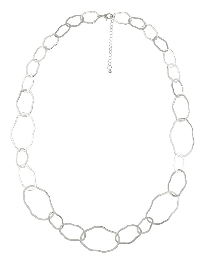 Abstract Link Necklace image 1