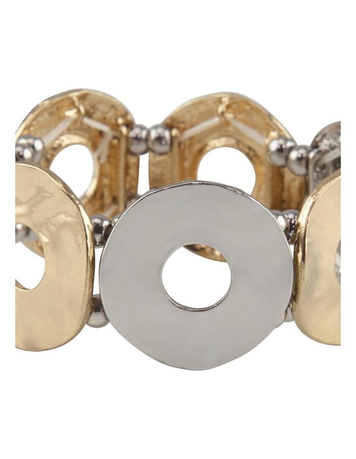Disc Stretch Bracelet image 2