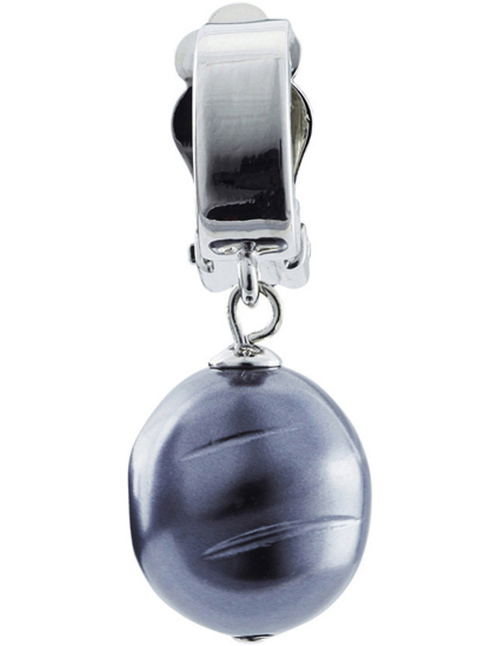 B454CE-HEM Baroque Clip Earring image 2