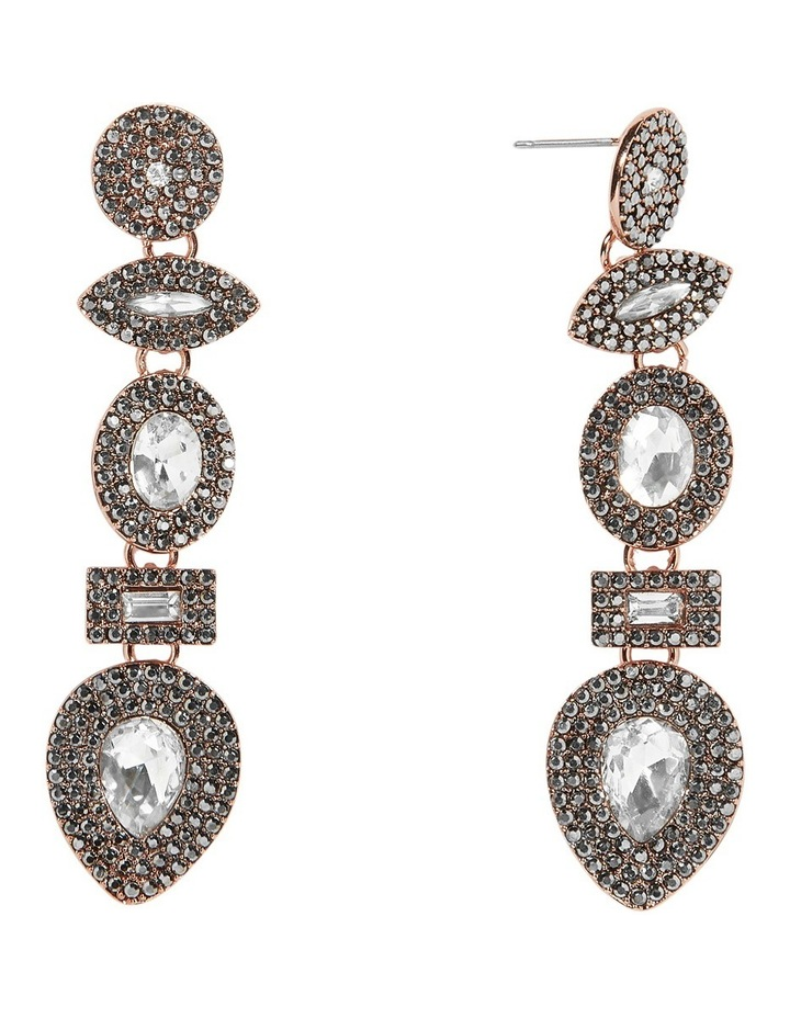 Dina Drop Earrings image 1
