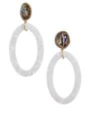 BaubleBar - Trisha Hoop Earrings 71583