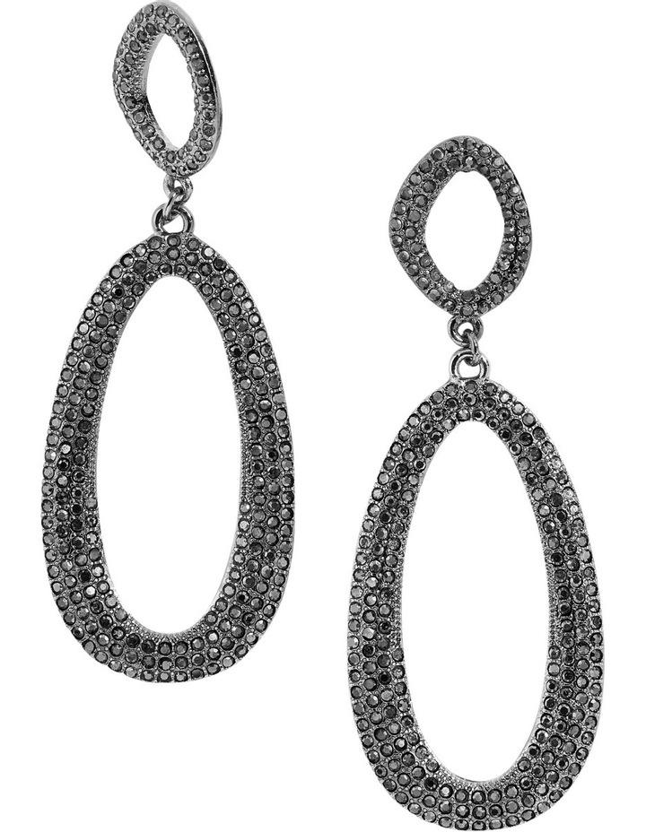 Daviana Hoop Earrings image 1