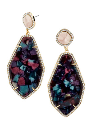BaubleBar - Evangelica Drop Earrings 71782