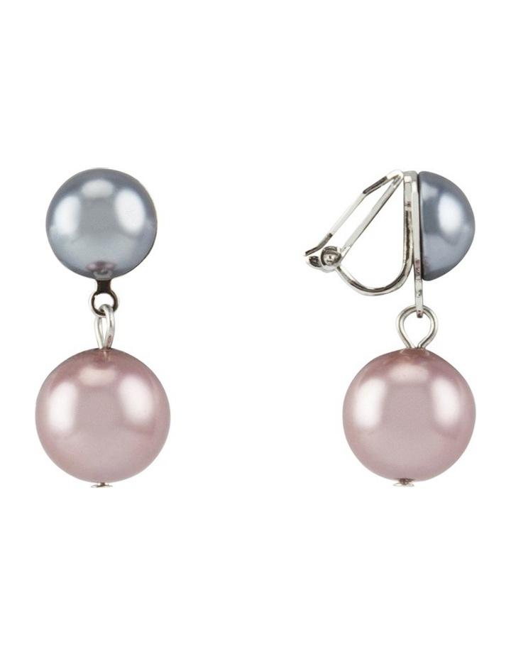 Drop Pearl Earring image 2
