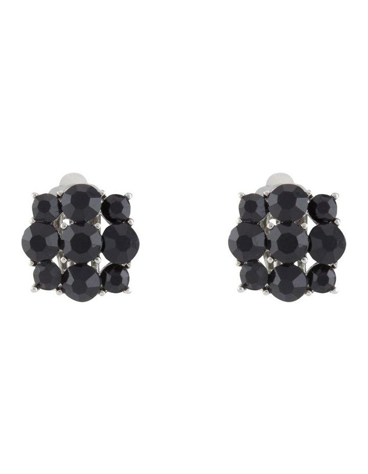Crystal Stud Earring image 1