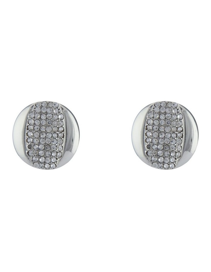 Pave Ball Earring image 1