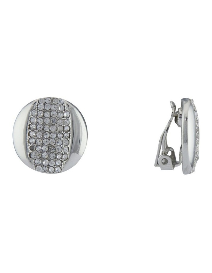 Pave Ball Earring image 2