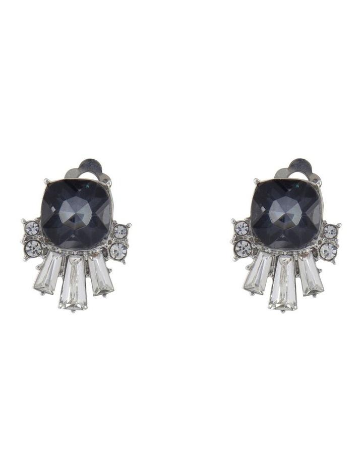 Silt Stone Stud Earring image 1