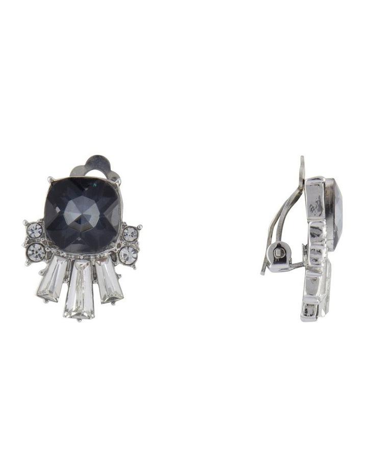Silt Stone Stud Earring image 2