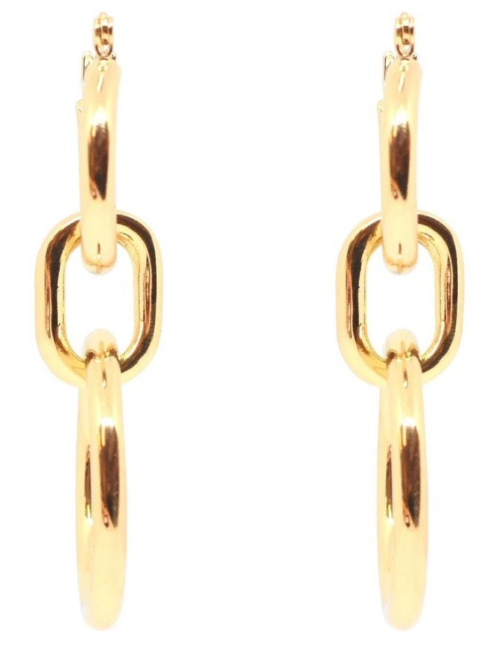 Gigi Hoop Earrings image 2
