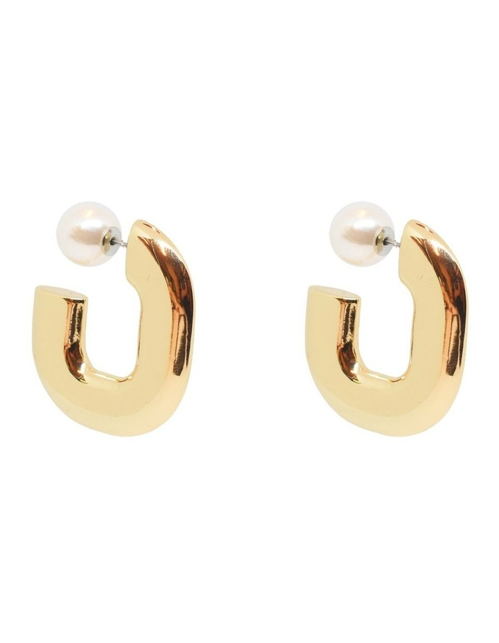 Giselle Hoop Earrings image 1