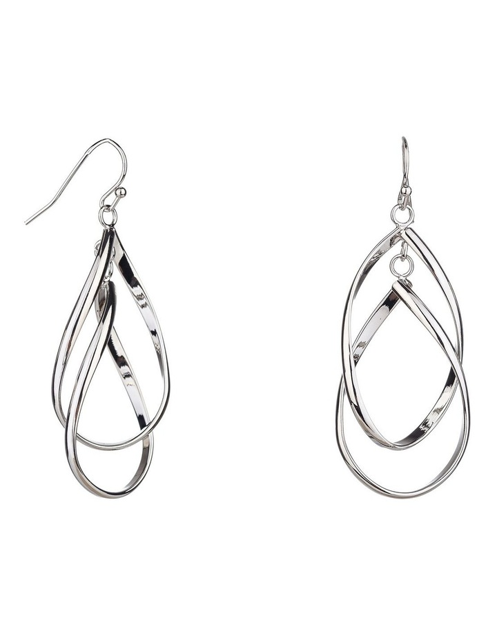 Drop Metal Earrings image 2