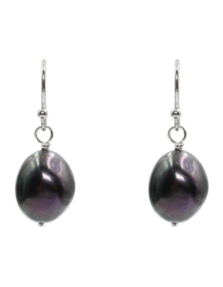 Baroque Pearl Earrings image 1