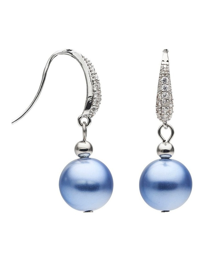 Phase Pearl Drop Earring image 2