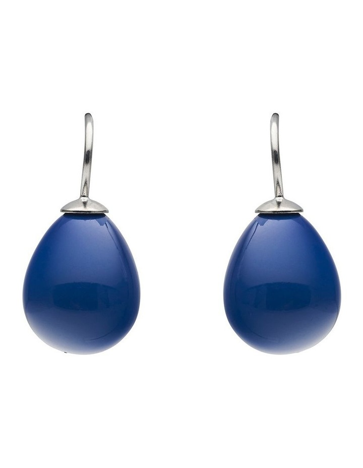 Solid Teardrop Earring image 1