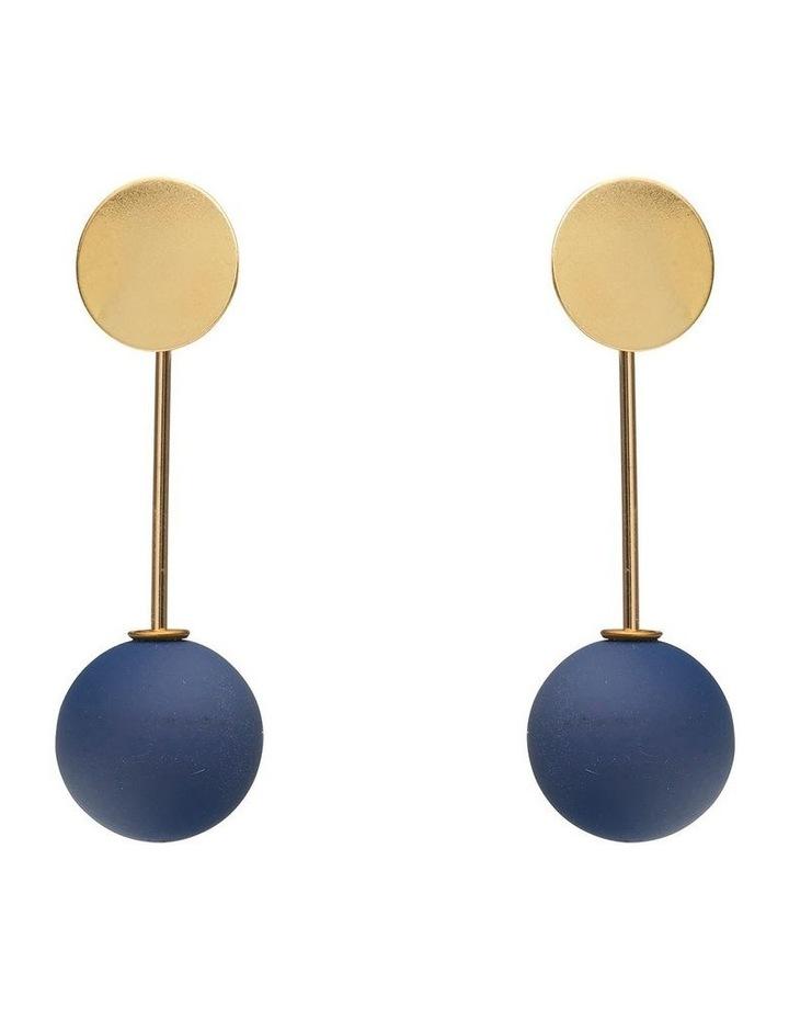 Classic Stick Drop Earrings image 1