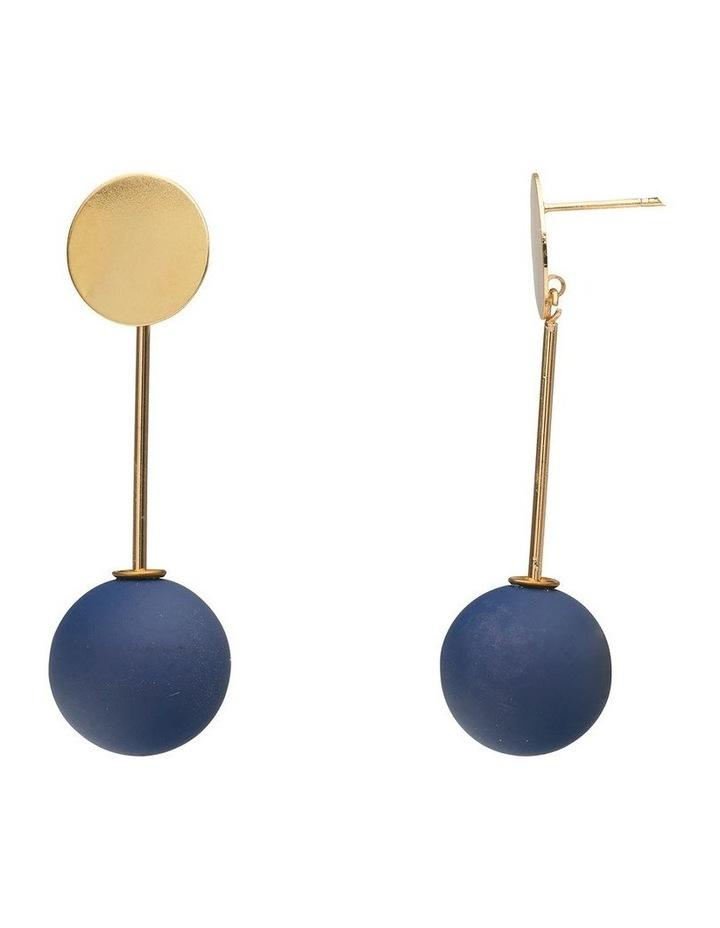 Classic Stick Drop Earrings image 2