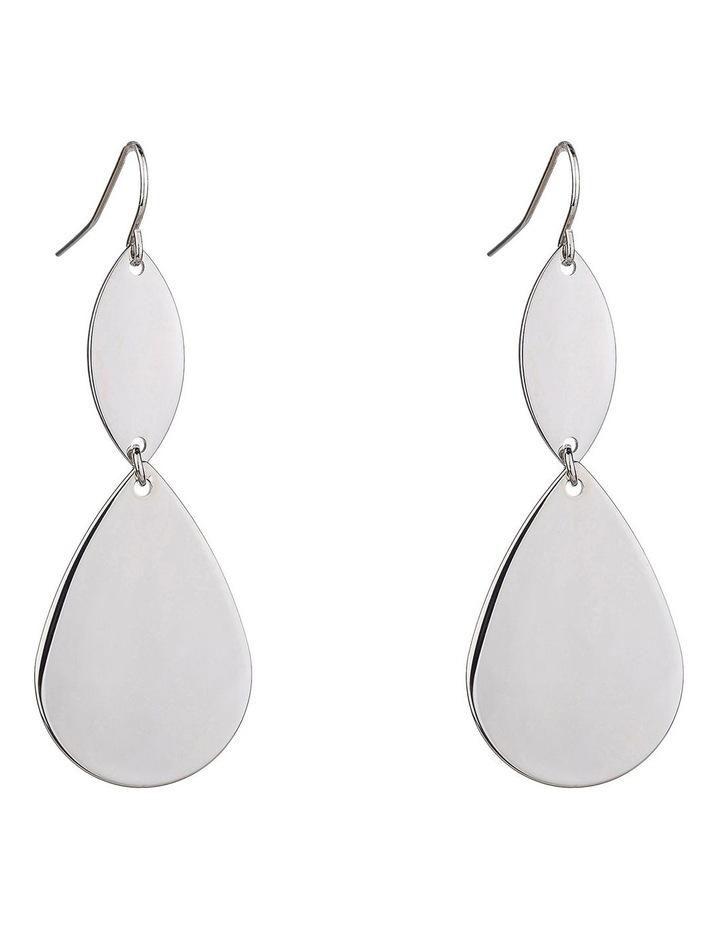 Drop Metal Earrings image 1