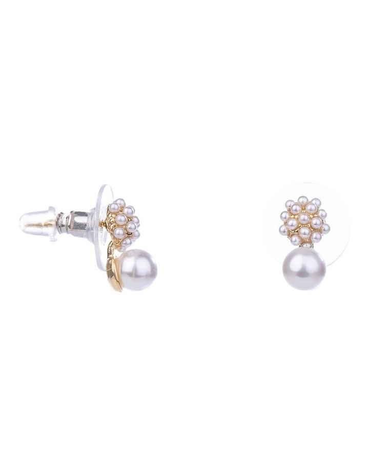 Micro Pearl Earrings image 1