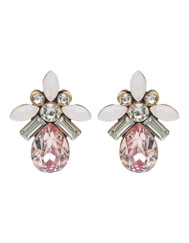 Spring Crystal Earrings image 1