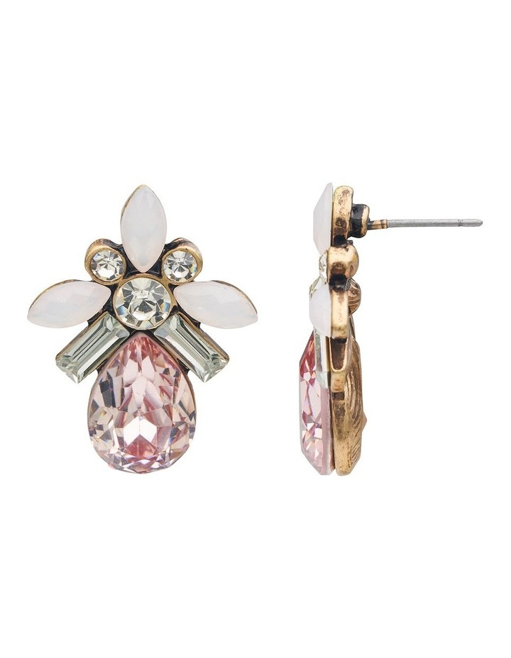 Spring Crystal Earrings image 2