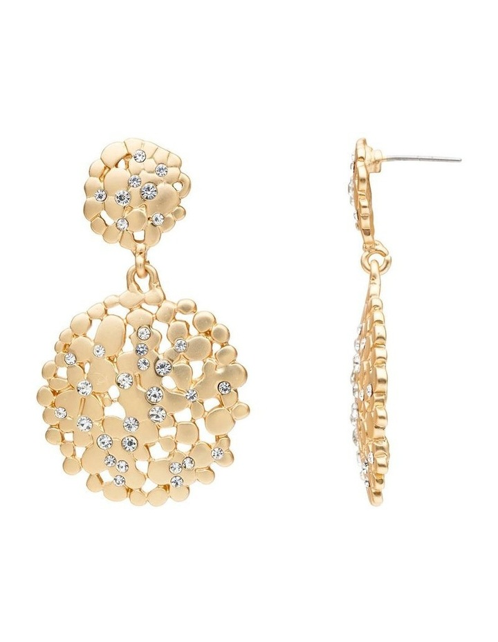 Sparkle Statement Earring image 2