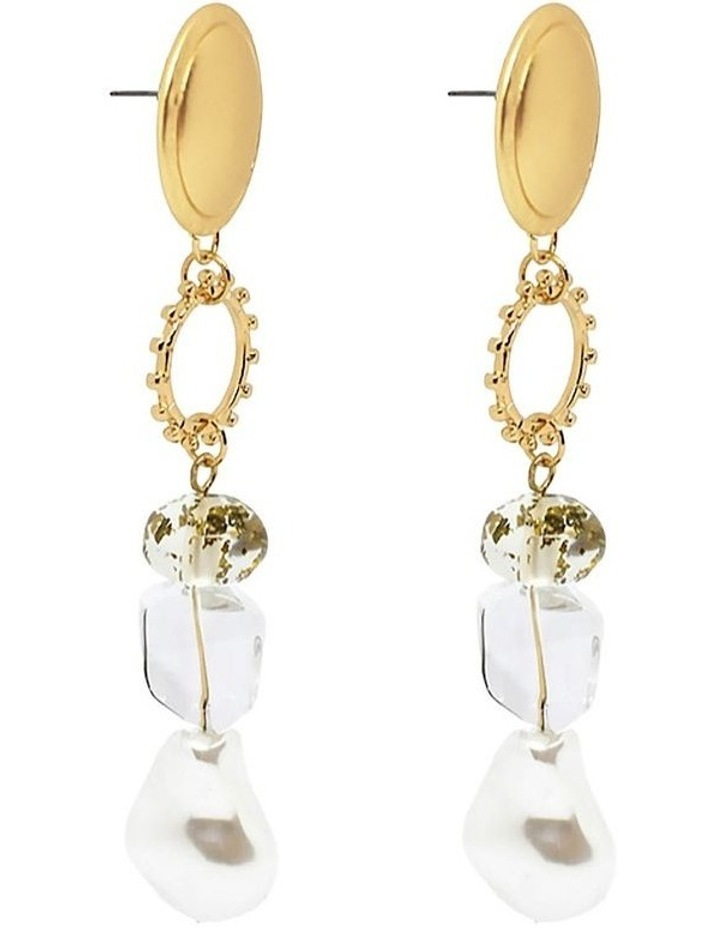 Cara Drop Earrings image 2