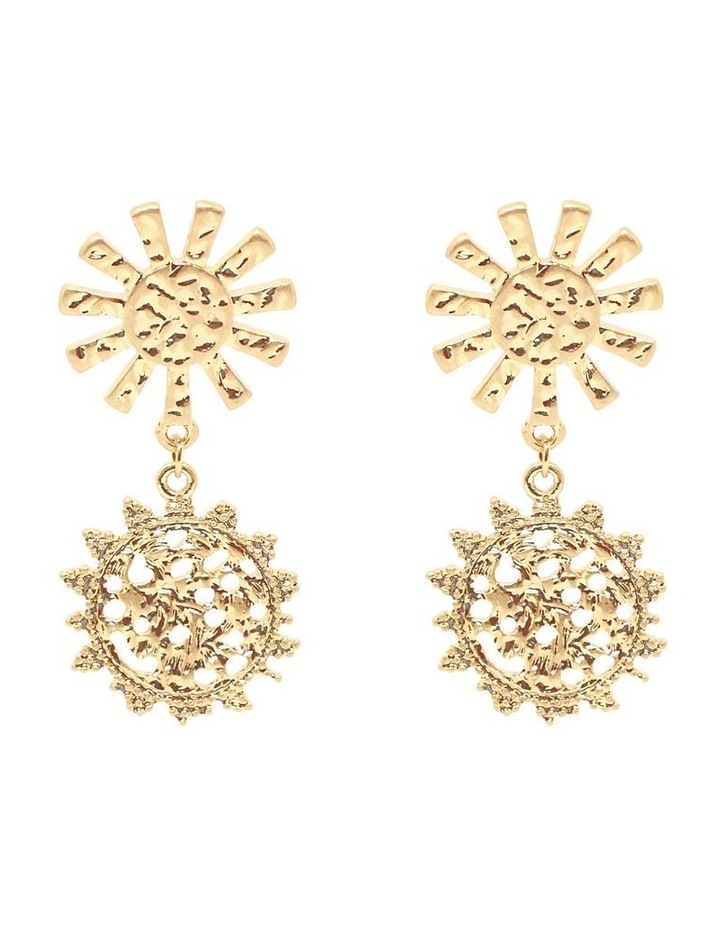 Girasole Statement Earrings image 1