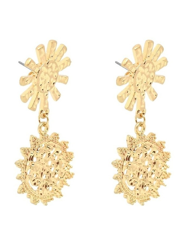 Girasole Statement Earrings image 2