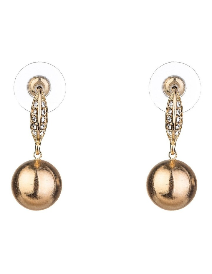 Ball Drop Earring image 1