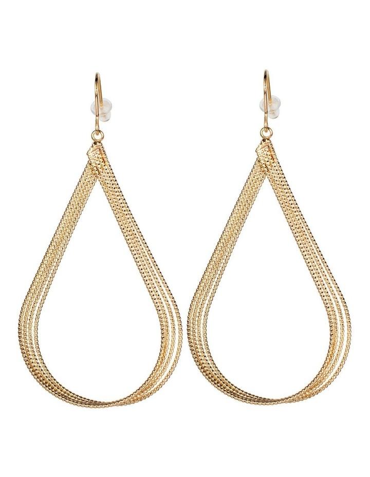 Teardrop Shape Earrings image 1
