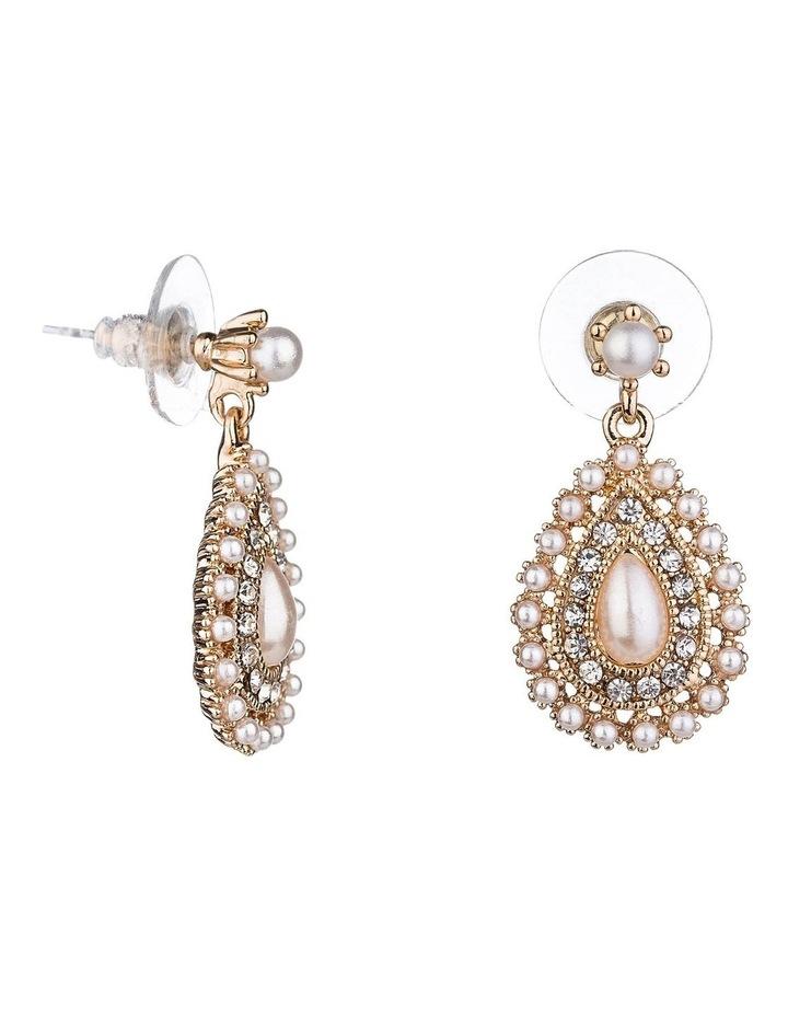 Mini Pearl Drop Earring image 2