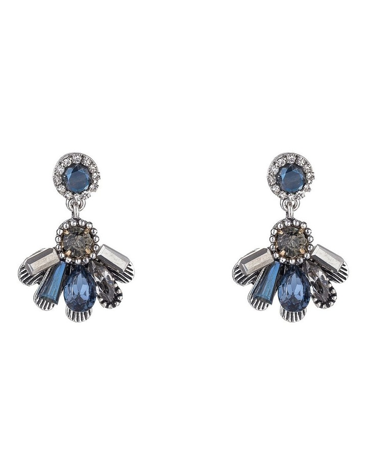 Drop Stone Bead Earring image 1