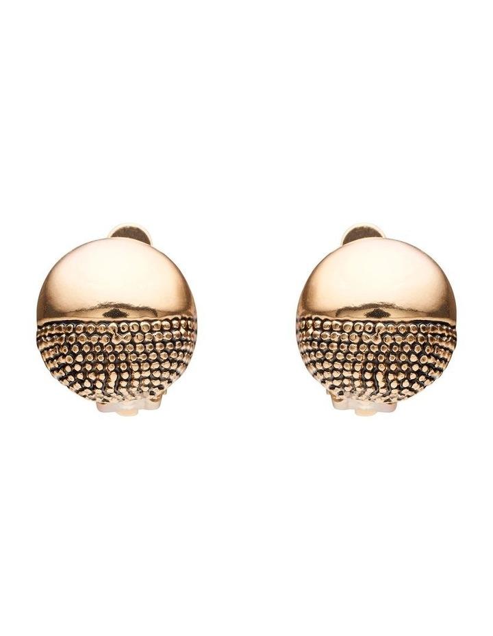 Acorn Stud Earrings image 1