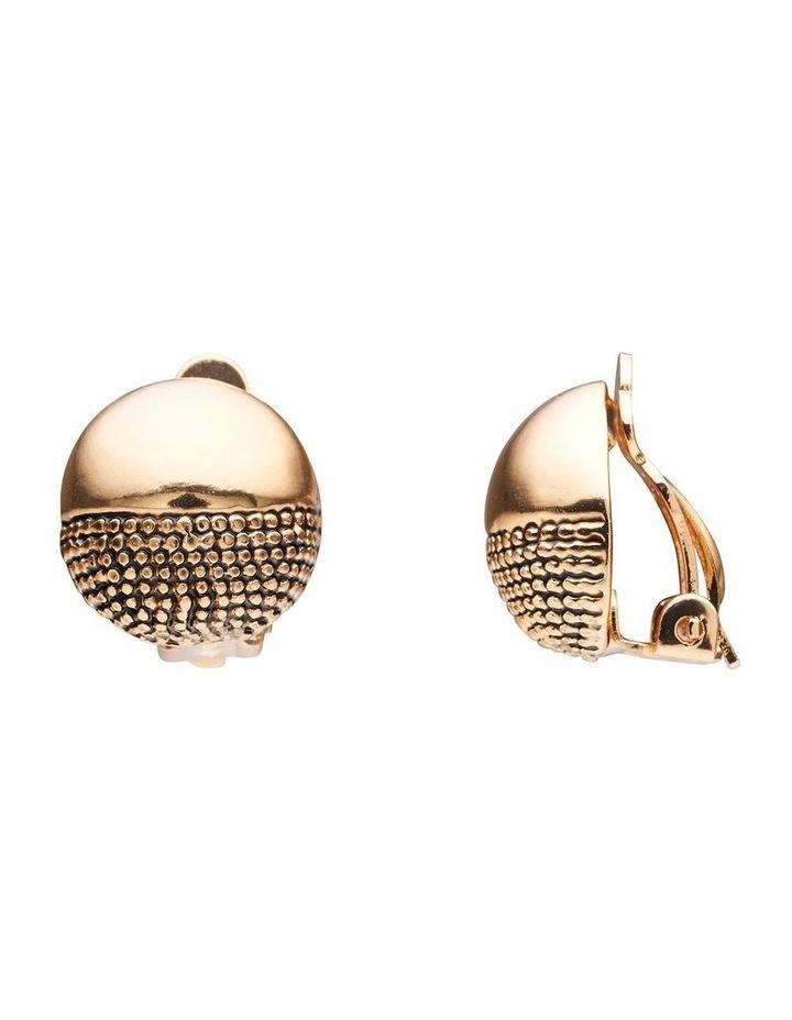 Acorn Stud Earrings image 2