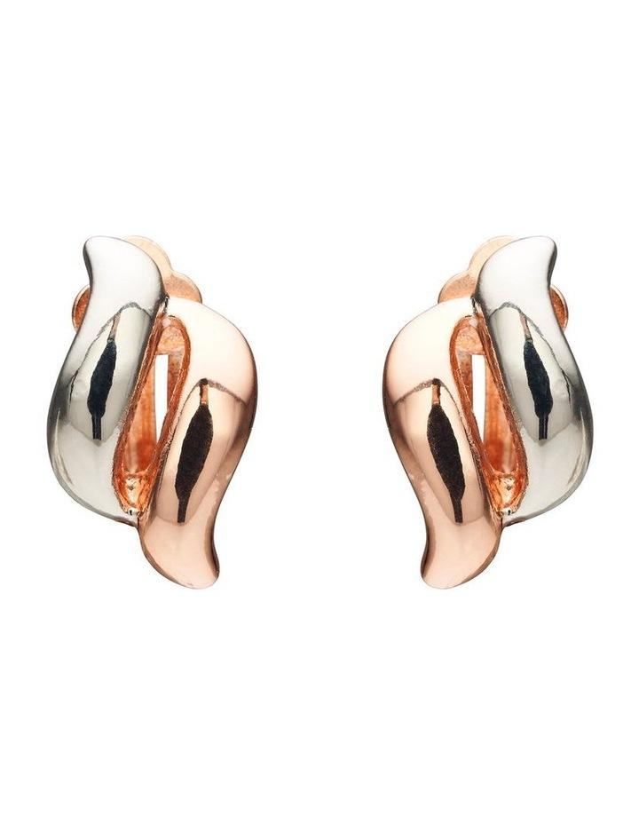 Script Earrings image 1