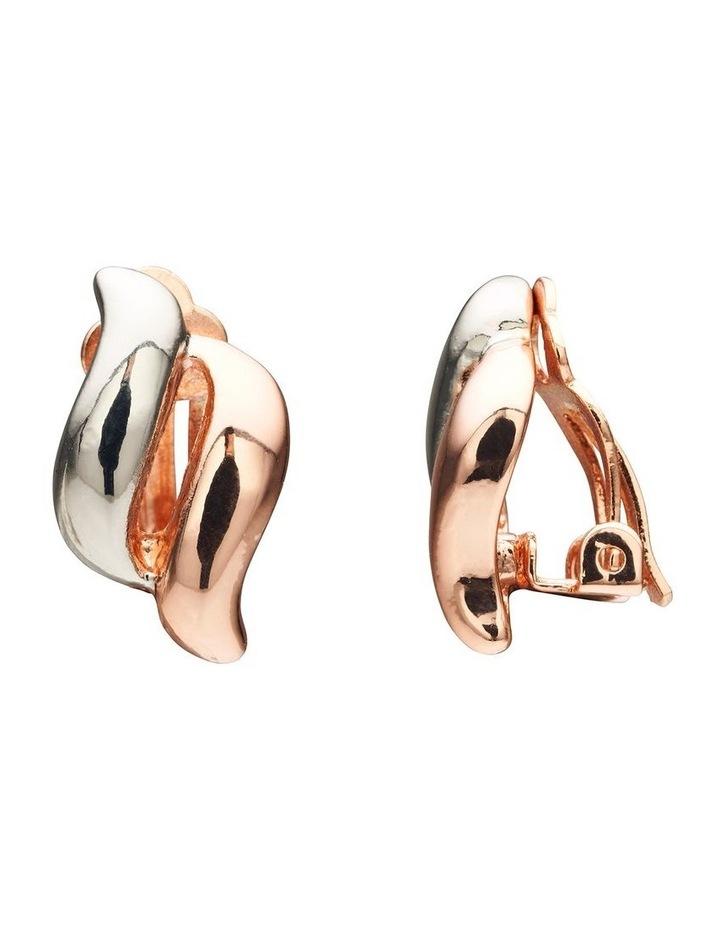 Script Earrings image 2